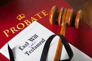 New Jersey probate bond